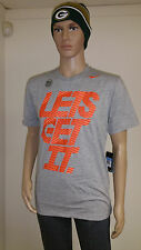 Nike Men's Swoosh Grey Dri-FitGraphic Short Sleeve Training T-Shirt 459994 M-2XL