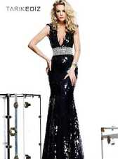 Women Sexy Paillettes Formal Evening Party Cocktail Wedding Long Prom maxi Dress