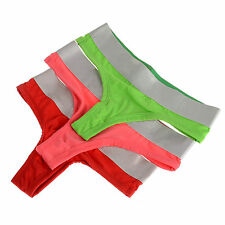 WOW Women Sexy Thong G-string V-string Panties Knickers Lingerie Underwear Panty