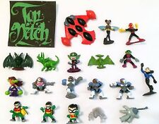 "***TEEN TITANS- 1.5"" HEROES ACTION FIGURES {YOU PICK}***"