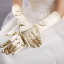 Hot Sale Satin Long Gloves Opera Wedding Bridal Evening Party Costume GLOVES