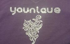 Younique Rhinestone (bling) shirts, tanks and hats