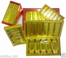 JOSS GOLD SILVER PAPER GOLD BAR CONTEMPORARY TRADITION COLLECTION CHINESE HEAVEN