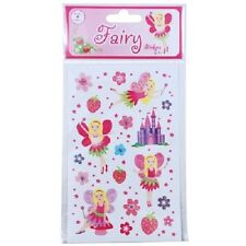 BNWT Pink Poppy Mini Glitter Sticker Sets - Ballerina, Butterfly, Fairy, Mermaid