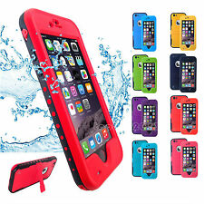 Waterproof Shockproof Dirt Snow Sand Proof Hard Case Cover For iPhone 6 / Plus