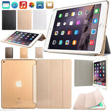 Ultra Slim Magnetic Leather Smart Stand Case Cover For Apple iPad Air 4 3 2 Mini