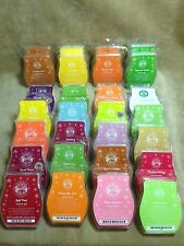 Scentsy Bars Discontinued & Retired Scents Wax Melts 8 cubes/bar Various Scents