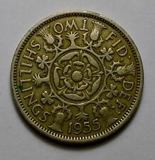 Great Britain 1965 Two Shillings Coin...................................N72142