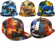 New Galaxy Space Snapbacks Hot 7 Panel Baseball Caps Unisex Fashion Vintage Hats