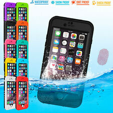 New Waterproof Shockproof Dirt Snow Proof Heavy Duty Case Cover iPhone 6/6 Plus