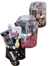 Mothers Day Beauty Case Gift Basket For Women & Teens Great For Birthdays Too