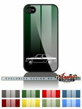 Datsun 510 SSS Bluebird Coupe Racing Stripe Case iPhone 4 5 6 Plus Samsung S4 S5