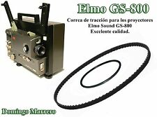 Drive Belt Super 8 Film Projector for Elmo GS-800