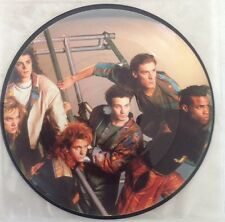 """PICTURE DISC   DRUM THEATRE Home Is Where The Heart Is 7"""" B/w Now And Forever"""