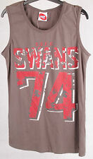 Official AFL Sydney Swans Established Youth Singlet