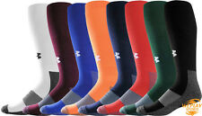 Under Armour OTC Football, Baseball Socks  Youth or Adult, 12 colors NEW!