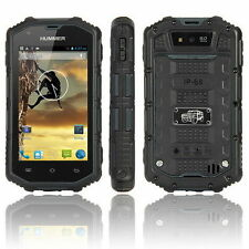 Hummer H5 MTK6572 Dual Core Water/Dust/Shockproof Android 4.2 Smartphone