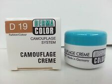 Art.75000 Kryolan Dermacolor Camouflage Cream Cover Tattoos/Birthmark makeup