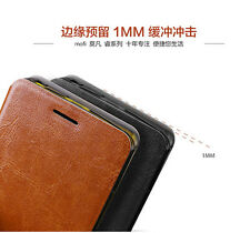 Original Mofi Leather flip case cover pouch back stand for Lenovo K3 note/A7000