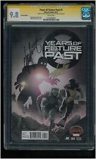 Years of Future Past #1 CGC 9.8 SS Signed Claremont and Stan Lee X-Men Variant