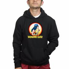 Tank Wonder Girl Woman Mashup Sweatshirt Hoodie