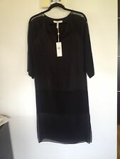 NWT BCBG RUNWAY DRESS  XXS BLACK
