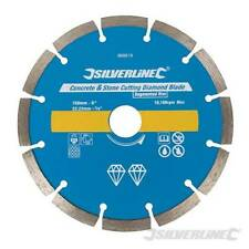 150mm Stone Cutting Discs,Diamond Blade,Angle Grinder,Concrete,Brick,Tile,Cutter