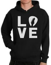In Love With My Guitar - Guitarist Perfect Gift Idea Hoodie Cool
