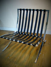 Barcelona Chair Replacement Straps (Singular rear strap) - Various colours