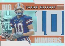 2002 Press Pass Big Numbers Complete Your Set!!