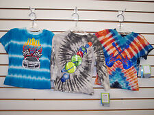 Toddler & Boys Flapdoodles Tie Dyed T-Shirts $22 - $27 Size 2T - 7