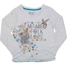 NEW MAMBO GIRLS LONG SLEEVE TOP TEE SHIRT SIZE 8,10,12,14,16
