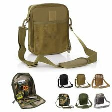 Waterproof Sport Travel Small Military Shoulder Bag Messenger Bag Fanny Pack Men