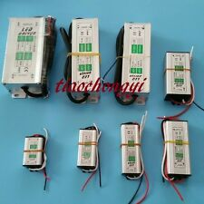 AC-DC 12V/24V Transformer Power Supply LED Driver IP67 Waterproof 10W-100W
