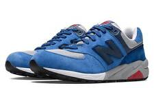 NEW BALANCE ELITE EDITION 572 DETECTIVE MRT572BG BLUE-GREY-RED-WHITE SUEDE/MESH