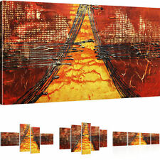 Pictures Abstract Pyramids Mural On Canvas Art print