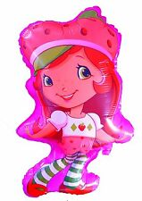 STRAWBERRY SHORTCAKE large balloon GIRLS BIRTHDAY PARTY DECORATION