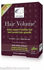 New Nordic Hair Volume Tablets, 90 Tabs - BIG SIZE