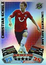 MATCH ATTAX 2012-2013 - LIMITED EDITION L1 - L18 - TOP MINT - selection