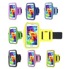 For Samsung Galaxy S5 SV i9600 Armband Running Gym Armband Arm Band Case Cover
