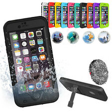 "Waterproof Shockproof Hard Case Cover for Apple iPhone 6 (4.7"") 