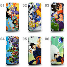 CASE88 Anime Series Dragon Ball Z GT AF Collection C Phone Case Cover