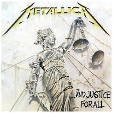 Metallica - And Justice For All -1988 - MINT CONDITION CD