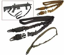 Two 2 Point Bungee Rifle/ Shotgun Sling  Military Law Enforcement Police  Rothco