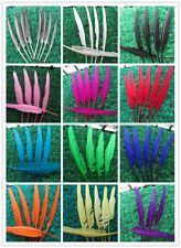Turkey feathers long 12-14 inches / 30-35 cm variety of colors feather wholesale