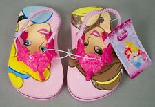 Disney Princess Flip Flops Size S(5/6) Brand New With Tags!
