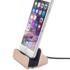 Stand Charger Station Cradle Charging Sync Dock For Apple iPhone 5 5S 6 6 plus