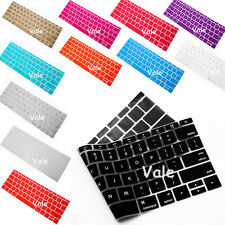 "US Version Keyboard Cover Skin Protector For New Apple Macbook Mac 12"" 12inch"