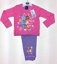 Girls Toddler Upsy Daisy Iggle Piggle In the Night Garden PJs Pyjamas Set