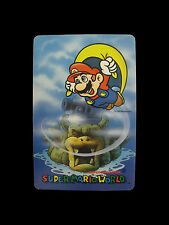 Vintage Super Mario World King Size Trump Playing Cards - Select A Card